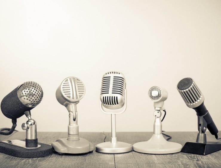 Conférences - Micros rétros