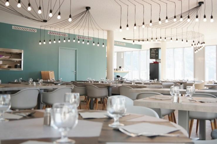 intérieur Brasserie 65